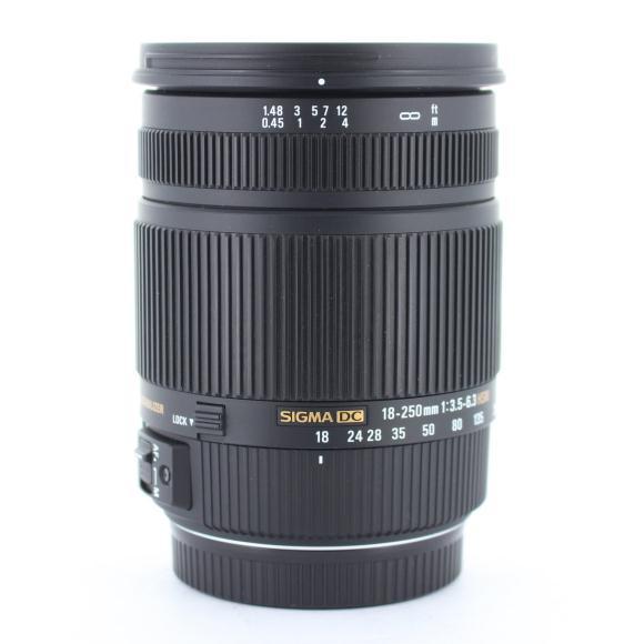 SIGMA EOS18-250mm F3.5-6.3DC OS【中古】