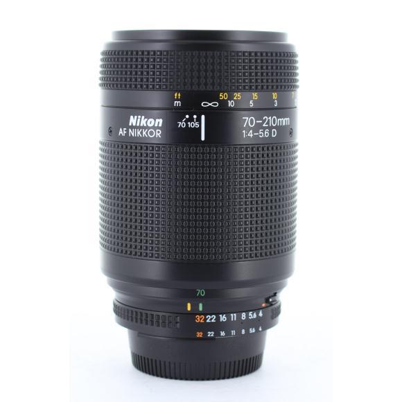 NIKON AF70-210mm F4-5.6D【中古】