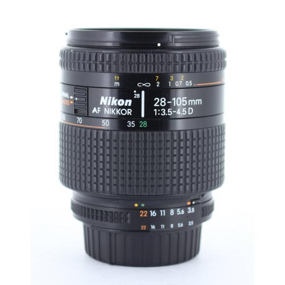 NIKON AF28-105mm F3.5-4.5D【中古】