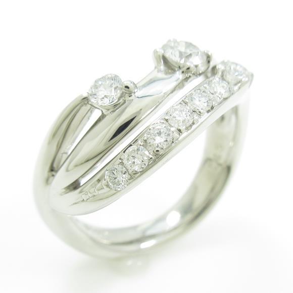 サザンクロス ダイヤモンドリング【中古】 【店頭受取対応商品】