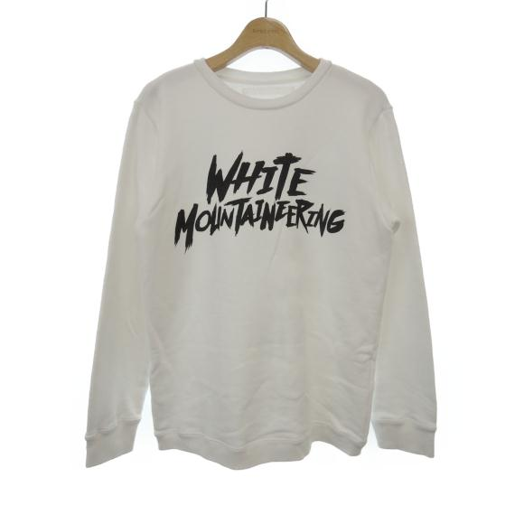 ホワイトマウンテニアリング WHITE MOUNTAINEERING スウェット【中古】 【店頭受取対応商品】