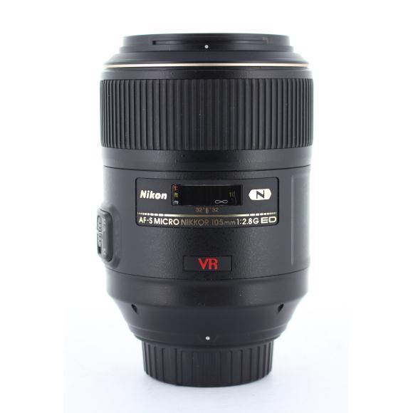 NIKON AF-S105mm F2.8G ED VR【中古】