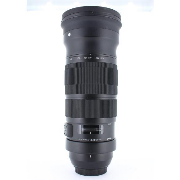 SIGMA EOS(S)120-300mm F2.8DGOSHSM【中古】
