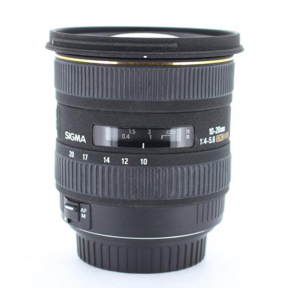 SIGMA EOS10-20mm F4-5.6EX DC HSM【中古】