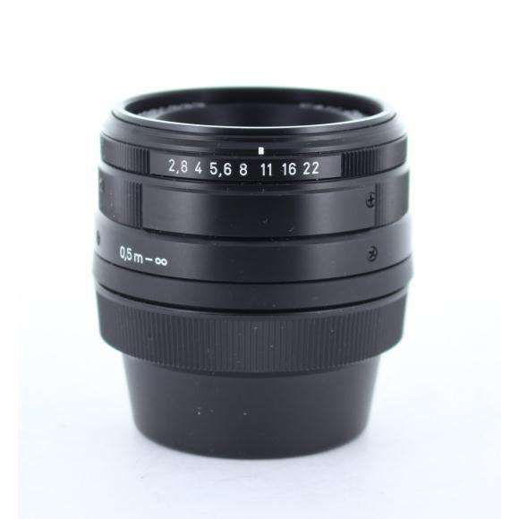 CONTAX BIOGON G28mm F2.8ブラック【中古】