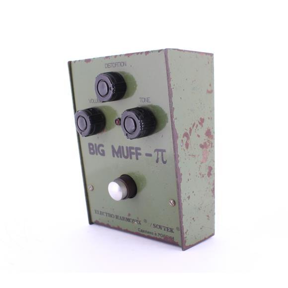 ELECTRO-HARMONIX SOVTEK BIG MUFF【中古】