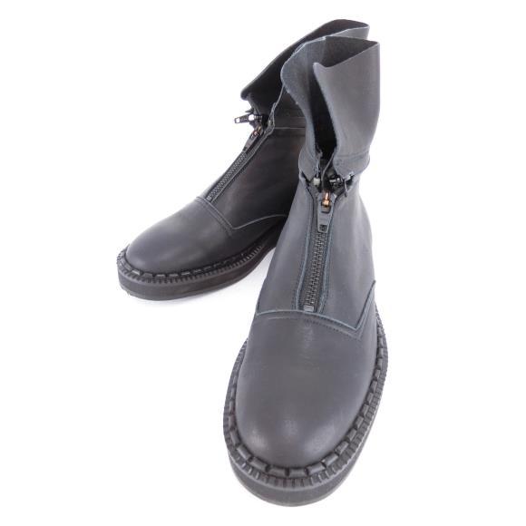 【未使用品】ヨウジヤマモト YOHJI YAMAMOTO ブーツ【中古】 【店頭受取対応商品】