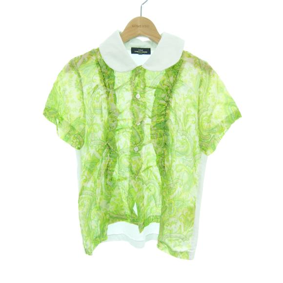 トリココムデギャルソン tricot GARCONS シャツ【中古】 【店頭受取対応商品】