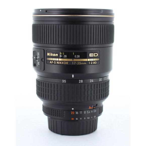 NIKON AF-S17-35mm F2.8D ED【中古】