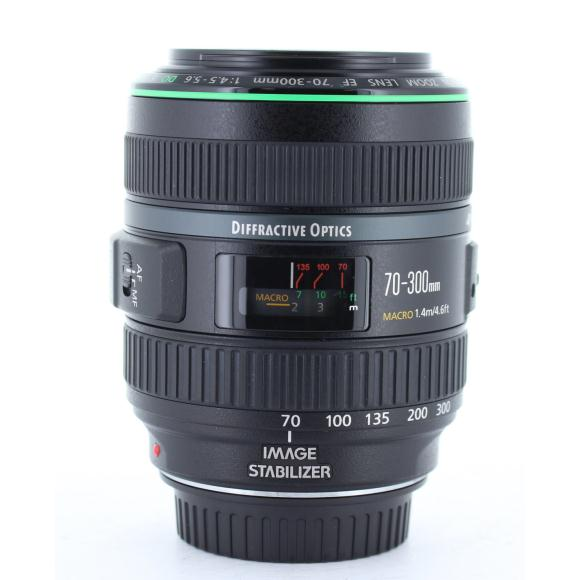 CANON EF70-300mm F4.5-5.6DO IS USM【中古】