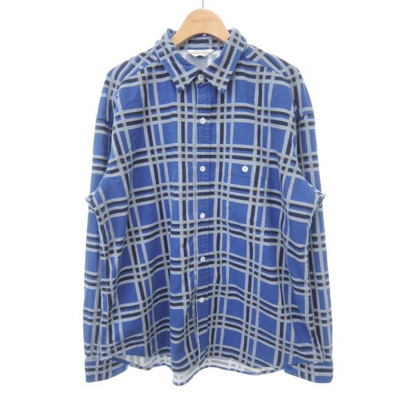 アンユーズド UNUSED シャツ【中古】 【店頭受取対応商品】