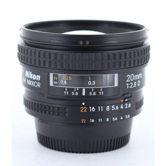 NIKON AF20mm F2.8D【中古】
