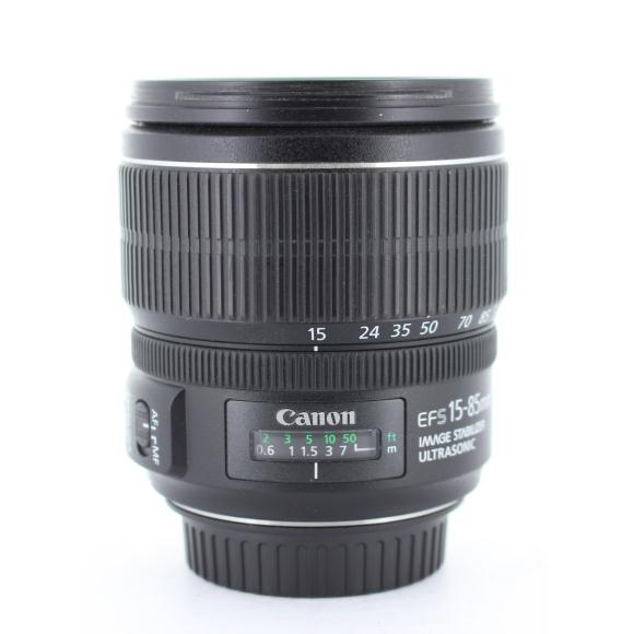 CANON EF-S15-85mm F3.5-5.6IS【中古】