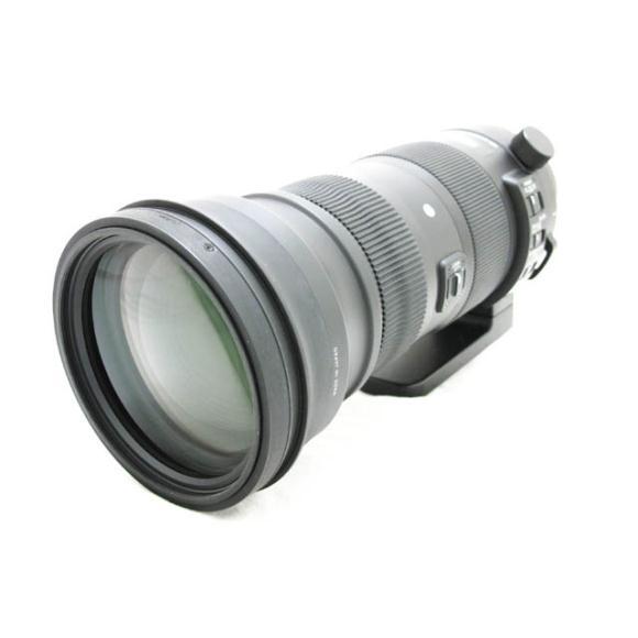 SIGMA EOS(S)150-600mm F5-6.3DG OS【中古】