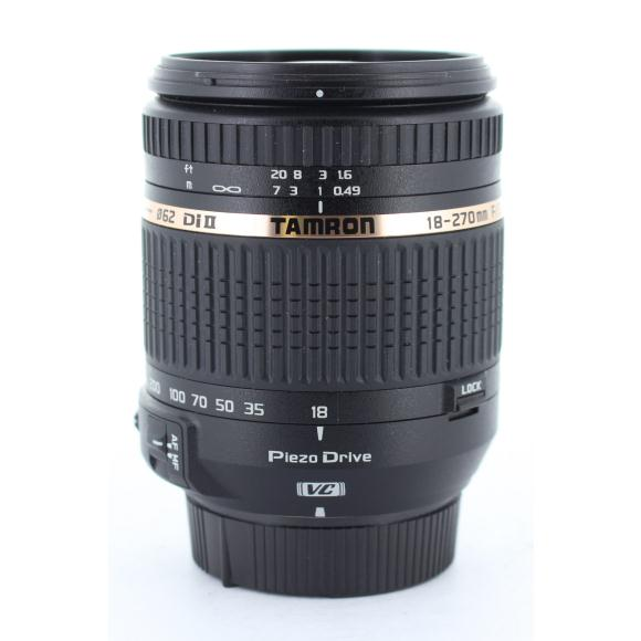 TAMRON ニコン18-270DIIIVC PZD(B008)【中古】