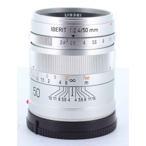 IBERIT 50mm F2.4 Eマウント用【中古】