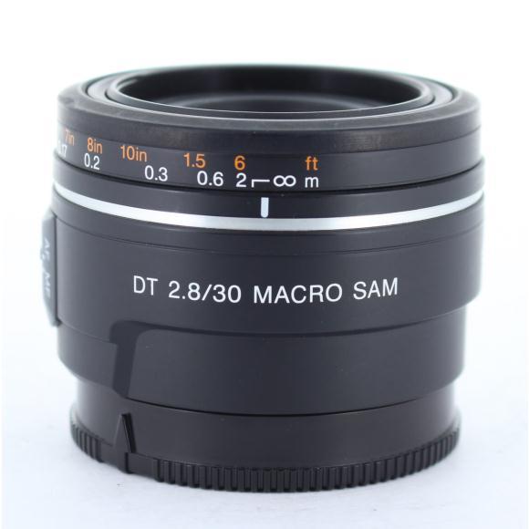 SONY DT30mm F2.8 MACRO SAM【中古】