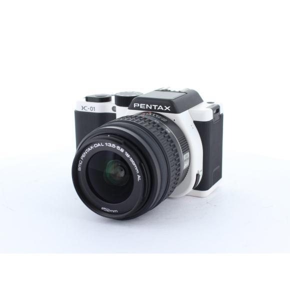 PENTAX K-01 18-55KIT【中古】