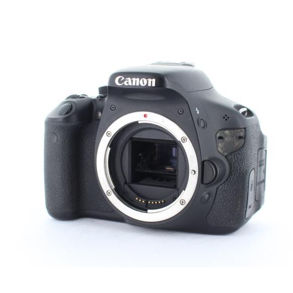 CANON EOS600D(KISS X5)【中古】