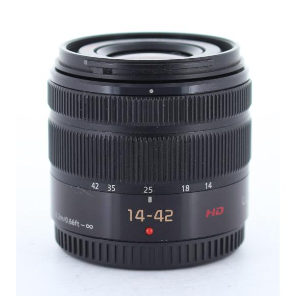 PANASONIC 14-42mm F3.5-5.6IIH-FS1442A【中古】