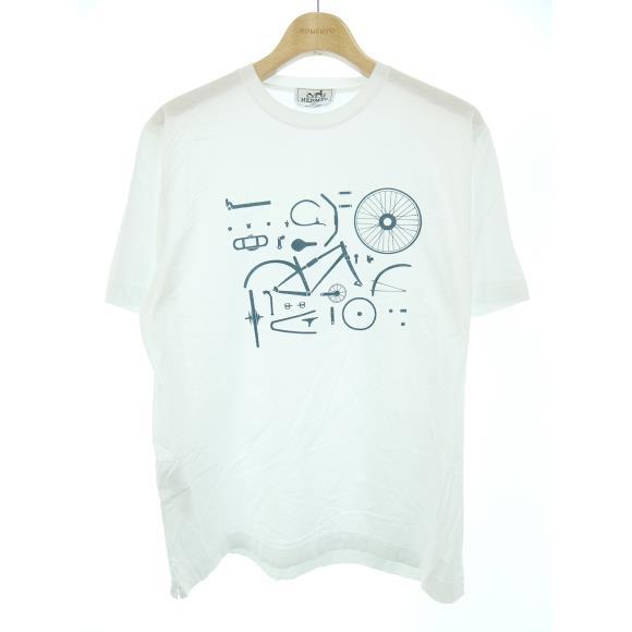 エルメス HERMES Tシャツ【中古】 【店頭受取対応商品】