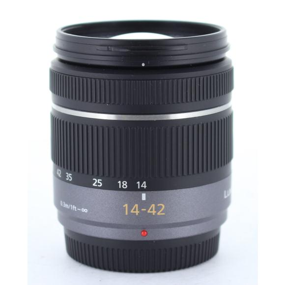 PANASONIC 14-42mm F3.5-5.6O.I.S.【中古】