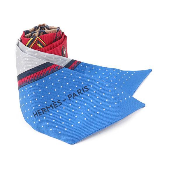【新品 2018年春夏入荷商品】エルメス ツイリースカーフ 063156S【新品】 【店頭受取対応商品】