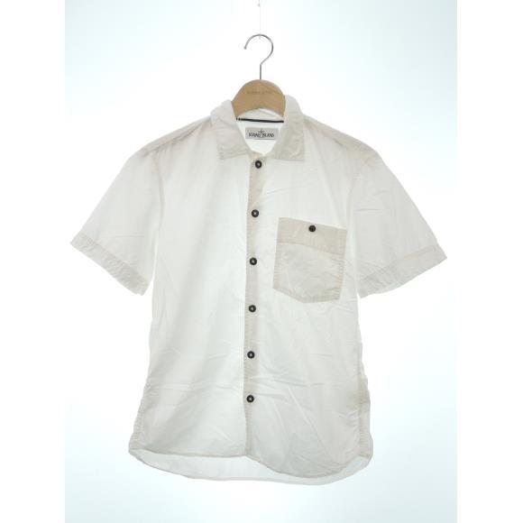 ストーンアイランド STONE ISLAND S/Sシャツ【中古】 【店頭受取対応商品】
