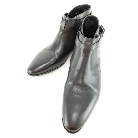 サン ローラン SAINT LAURENT ブーツ【中古】 【店頭受取対応商品】