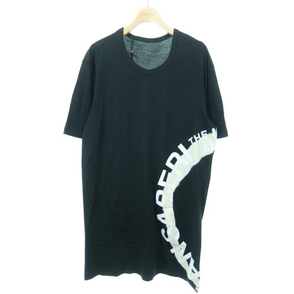 【未使用品】11BY BORIS BIDJAN SABARI Tシャツ【中古】 【店頭受取対応商品】