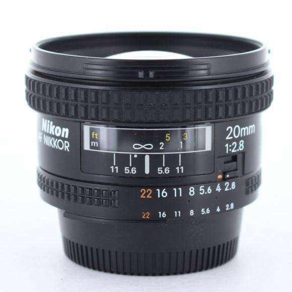 NIKON AF20mm F2.8【中古】