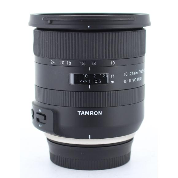 TAMRON ニコン10-24mm F3.5-4.5VC B023【中古】