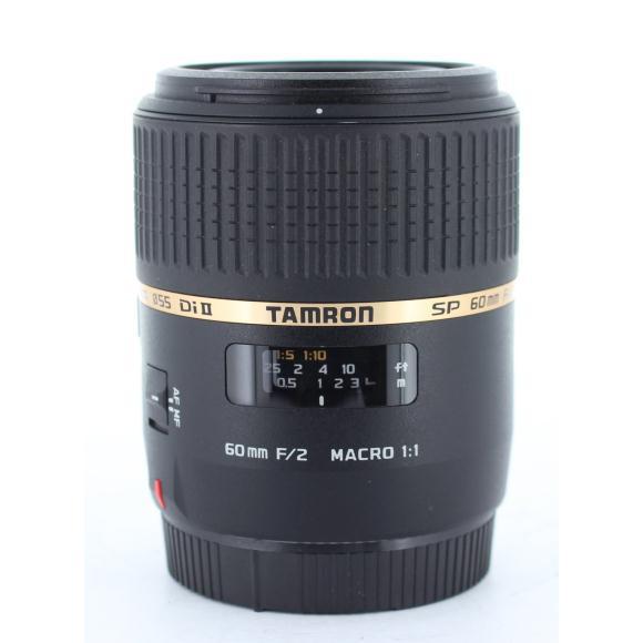 TAMRON EOS60mm F2DIIIMACRO(G005)【中古】