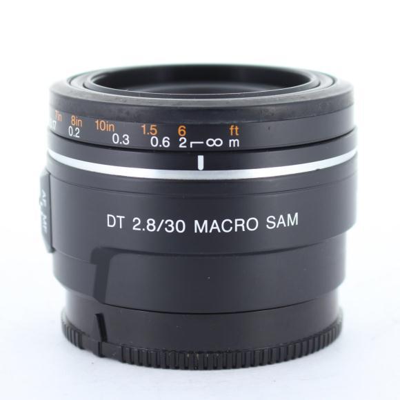 SONY DT30mm F2.8SAM MACRO【中古】