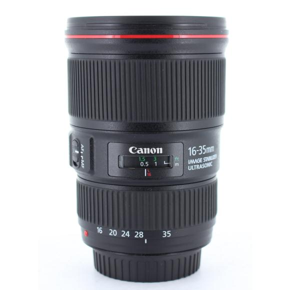 CANON EF16-35mm F4L IS USM【中古】
