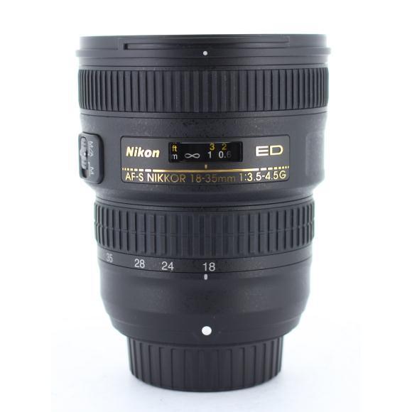NIKON AF-S18-35mm F3.5-4.5G ED【中古】