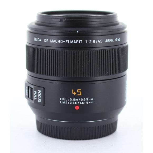 PANASONIC DG MACRO-ELMARIT45mm F2.8【中古】