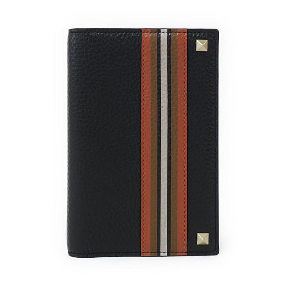 ヴァレンティノ ガラヴァーニ パスポートケース【中古】