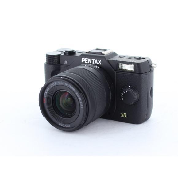 PENTAX Q7 02ズームレンズキット【中古】