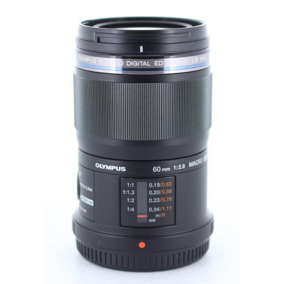 OLYMPUS MZD ED60mm F2.8MACRO【中古】