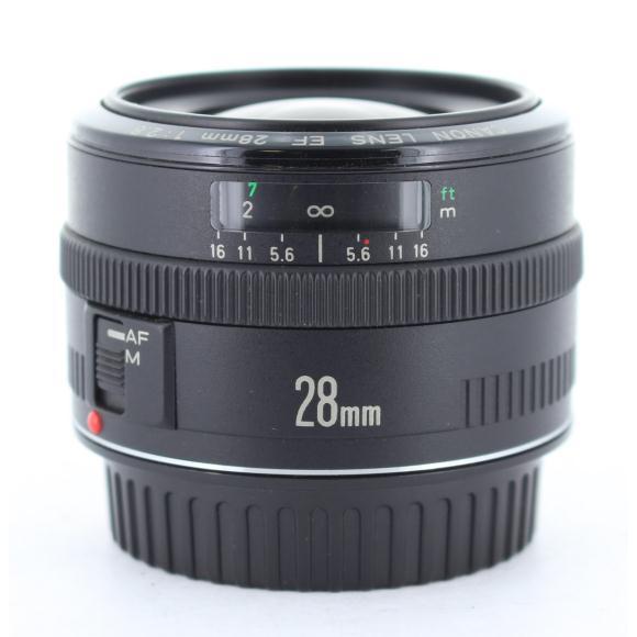 CANON EF28mm F2.8【中古】