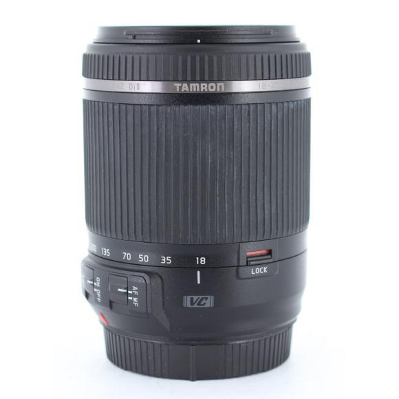TAMRON EOS18-200mm F3.5-6.3VC B018【中古】