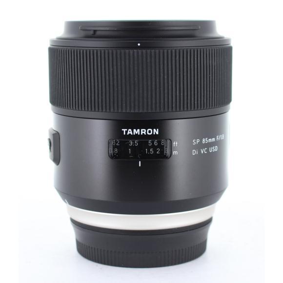 TAMRON EOS85mm F1.8Di VC USD(F016)【中古】