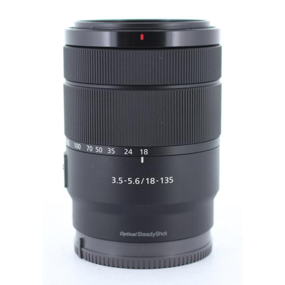 SONY E18-135mm F3.5-5.6 OSS【中古】