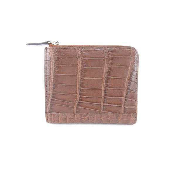 【新品】マットクロコ財布【新品】