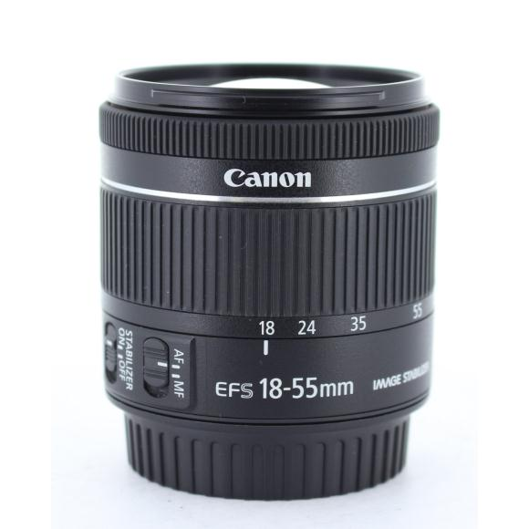 CANON EF-S18-55mm F4-5.6IS【中古】