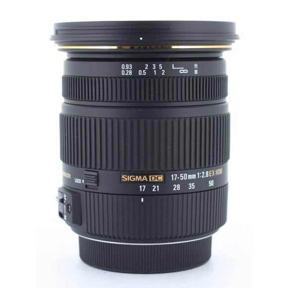 SIGMA SA18-50mm F2.8EX DC OS【中古】