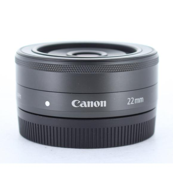 CANON EF-M22mm F2STM【中古】