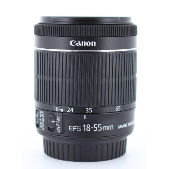 CANON EF-S18-55mm F3.5-5.6IS STM【中古】