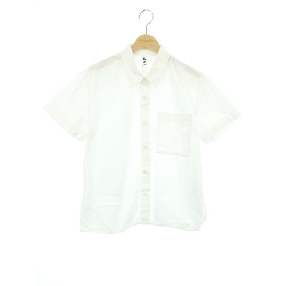 エムエイチエル MHL S/Sシャツ【中古】